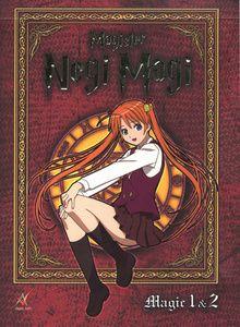Magister Negi Magi - Box Vol. 1
