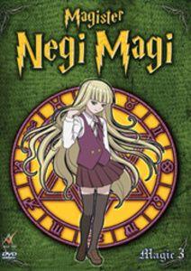 Magister Negi Magi - Vol. 3