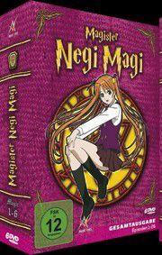 Magister Negimagi