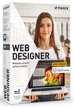Magix Web Designer (2018)