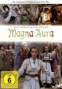 Magna Aura - Die veschwundene Stadt, Magna Aura-die Versunkene Stadt