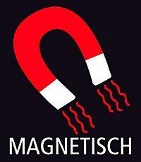 Magnet-Lesezeichen 6er-Set - Produktdetailbild 2