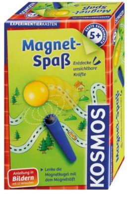 Magnet-Spaß (Experimentierkasten)