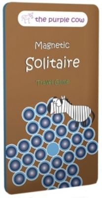 Magnetic Travel Game (Spiel), Solitare