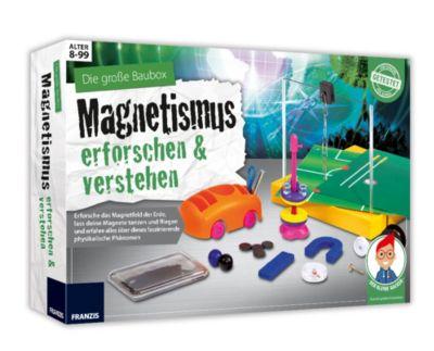 Magnetismus erforschen & verstehen, Ulrich E. Stempel