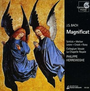 Magnificat Bwv 243, Herreweghe, Chapelle Royale