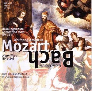 Magnificat Und Krönungsmesse, Bach+Mozart