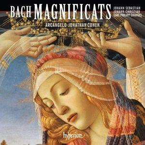Magnificats, Johann Sebastian Bach, Johann Christian Bach, Carl Philipp Emanuel Bach