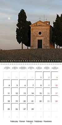 Magnificent Tuscan landscapes (Wall Calendar 2019 300 × 300 mm Square) - Produktdetailbild 2