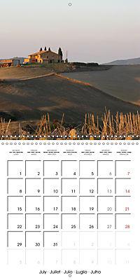 Magnificent Tuscan landscapes (Wall Calendar 2019 300 × 300 mm Square) - Produktdetailbild 7