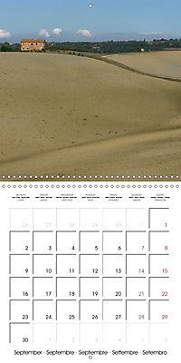 Magnificent Tuscan landscapes (Wall Calendar 2019 300 × 300 mm Square) - Produktdetailbild 9