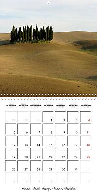 Magnificent Tuscan landscapes (Wall Calendar 2019 300 × 300 mm Square) - Produktdetailbild 8