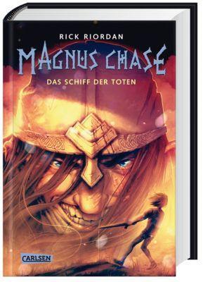 Magnus Chase - Das Schiff der Toten, Rick Riordan