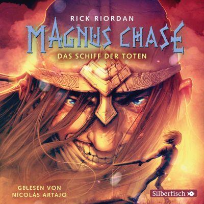 Magnus Chase: Das Schiff der Toten, Rick Riordan