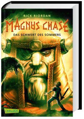 Magnus Chase - Das Schwert des Sommers - Rick Riordan |
