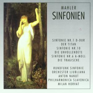 Mahler,Gustav-Die Sinfonien, Philharmonica Slavonica
