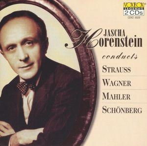 Mahler,Schönberg,Strauss, Foster, Horenstein, Bamberger