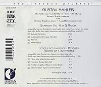 Mahler/Sinfonie 4 - Produktdetailbild 1
