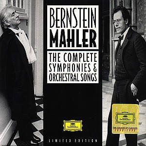 Mahler: Symphony No.1, Songs of a Wayfarer, Leonard Bernstein, CGO, Nypo, Wp