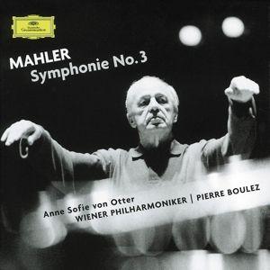 Mahler: Symphony No. 3, Anne Sofie von Otter, Boulez, Wp