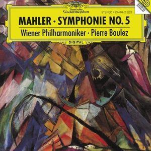Mahler: Symphony No.5, Pierre Boulez, Wp