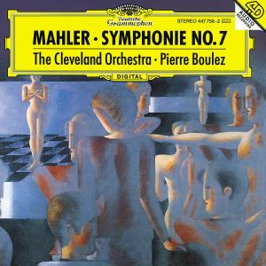 Mahler: Symphony No.7 Song Of The Night, Pierre Boulez, Co