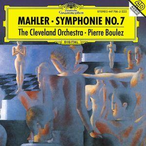 Mahler: Symphony No.7 Song Of The Night, Pierre Boulez, Co