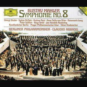 Mahler: Symphony No.8 in E flat Symphony of a Thousand, Studer, Otter, Abbado, Bp