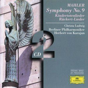 Mahler: Symphony No.9, Kindertotenlieder, Rückert-Lieder, Christa Ludwig, Herbert von Karajan, Bp