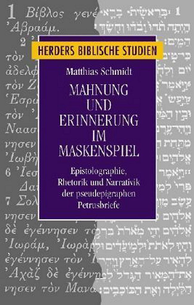 Mahnung Und Erinnerung Im Maskenspiel Buch Portofrei Weltbildde