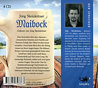 Maibock, 4 Audio-CDs - Produktdetailbild 1
