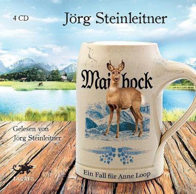 Maibock, 4 Audio-CDs, Jörg Steinleitner