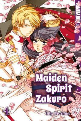 Maiden Spirit Zakuro, Lily Hoshino