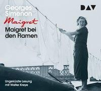 Maigret bei den Flamen, 3 Audio-CDs, Georges Simenon