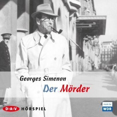 Maigret & Co: Maigret & Co - Meisterhafte Fälle: Der Mörder, Georges Simenon