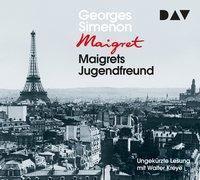 Maigrets Jugendfreund, 3 Audio-CDs, Georges Simenon