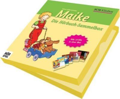 Maike, 13 Audio-CDs, Bärbel Löffel-Schröder