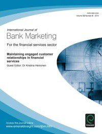 Maintaining engaged customer relationships in financial services