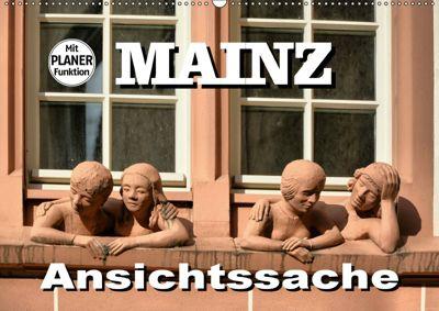 Mainz - Ansichtssache (Wandkalender 2019 DIN A2 quer), Thomas Bartruff