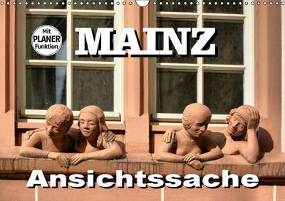 Mainz - Ansichtssache (Wandkalender 2019 DIN A3 quer), Thomas Bartruff
