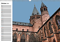 Mainz - Ansichtssache (Wandkalender 2019 DIN A3 quer) - Produktdetailbild 10