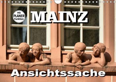 Mainz - Ansichtssache (Wandkalender 2019 DIN A4 quer), Thomas Bartruff