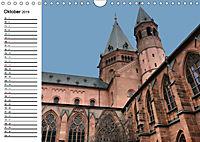 Mainz - Ansichtssache (Wandkalender 2019 DIN A4 quer) - Produktdetailbild 10