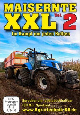 Maisernte XXL 2 - Kampf um jeden Kolben, 1 DVD