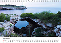 Majorca - the East Island of Dreams (Wall Calendar 2019 DIN A4 Landscape) - Produktdetailbild 1
