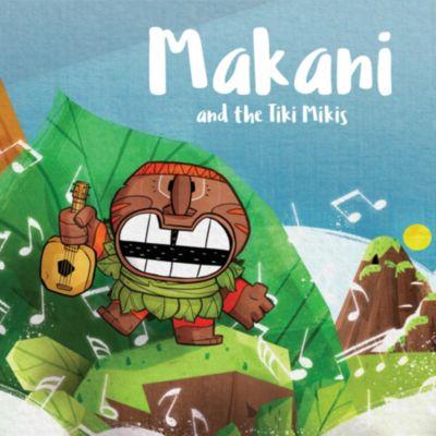 Makani and the Tiki Mikis, Mike P. Leon