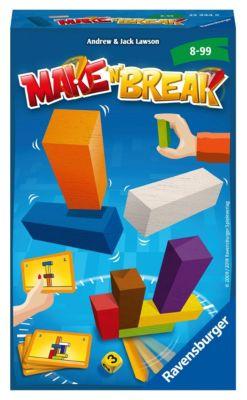 Make 'n' Break, Andrew Lawson, Jack Lawson