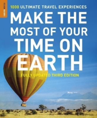 Make the Most of Your Time on Earth, Greg Ward, Samantha Cook