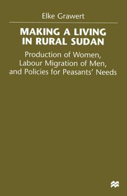 Making a Living in Rural Sudan, Elke Grawert