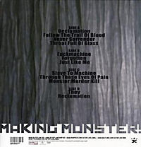 Making Monsters (Ltd.Edt.) (Vinyl) - Produktdetailbild 1